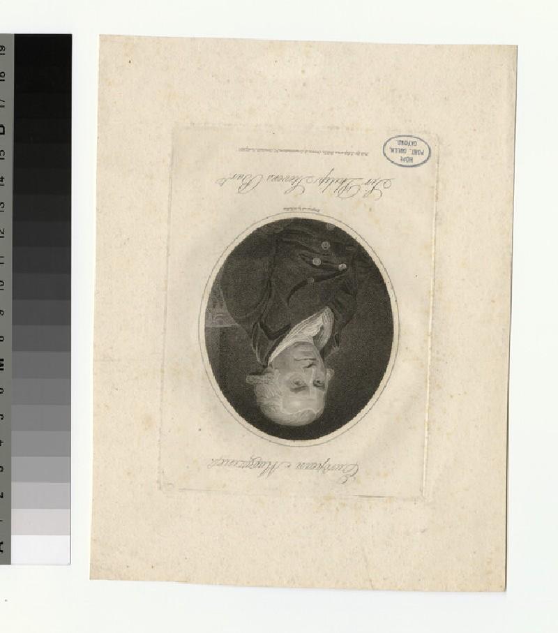Portrait of P. Stevens