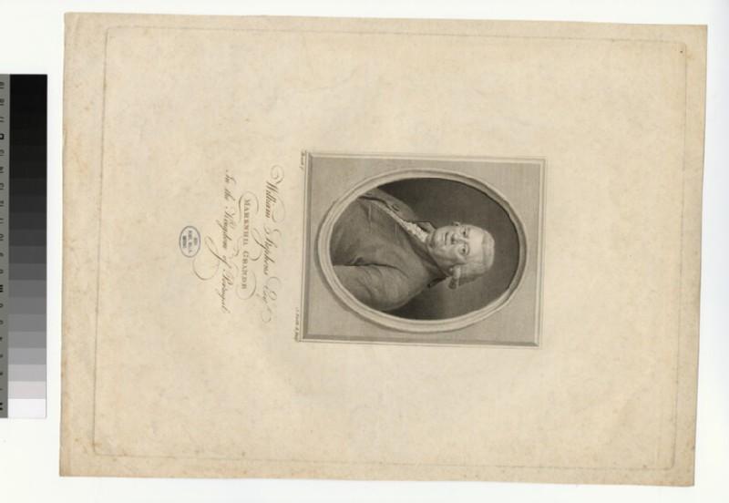 Portrait of W. Stephens