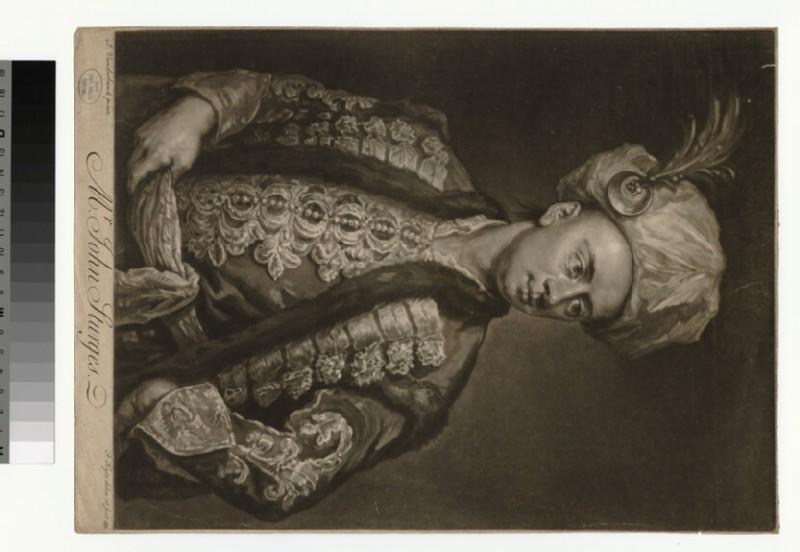 Portrait of J. Sturges (WAHP28784.1)