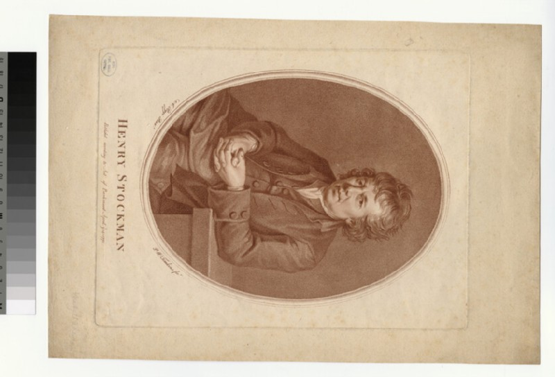 Portrait of H. Stockman