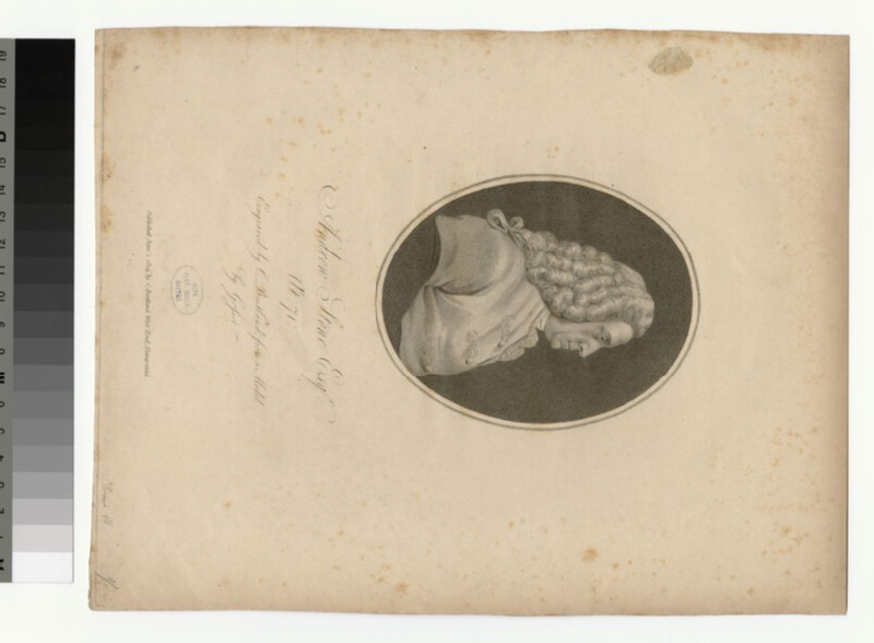 Portrait of A. Stone (WAHP28791)