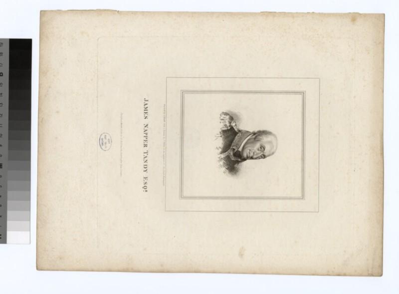 Portrait of J. N. Tandy (WAHP28824)