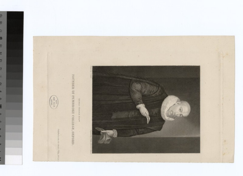 Portrait of T. Tesdale