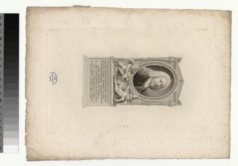 Portrait of J. Towneley (WAHP28903)