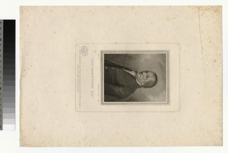 Portrait of J. H. Tooke