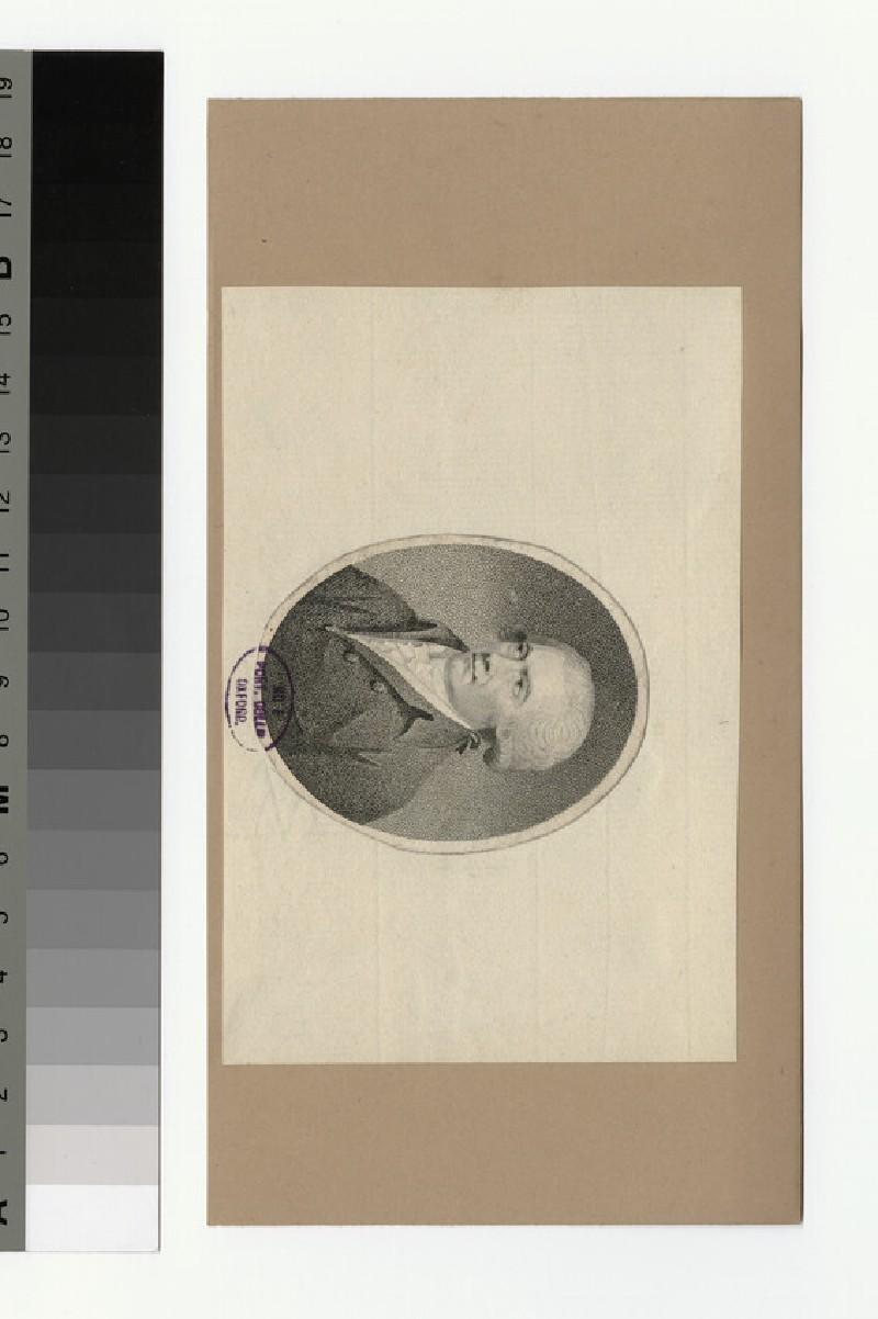 Portrait of J. H. Tooke (WAHP28906)