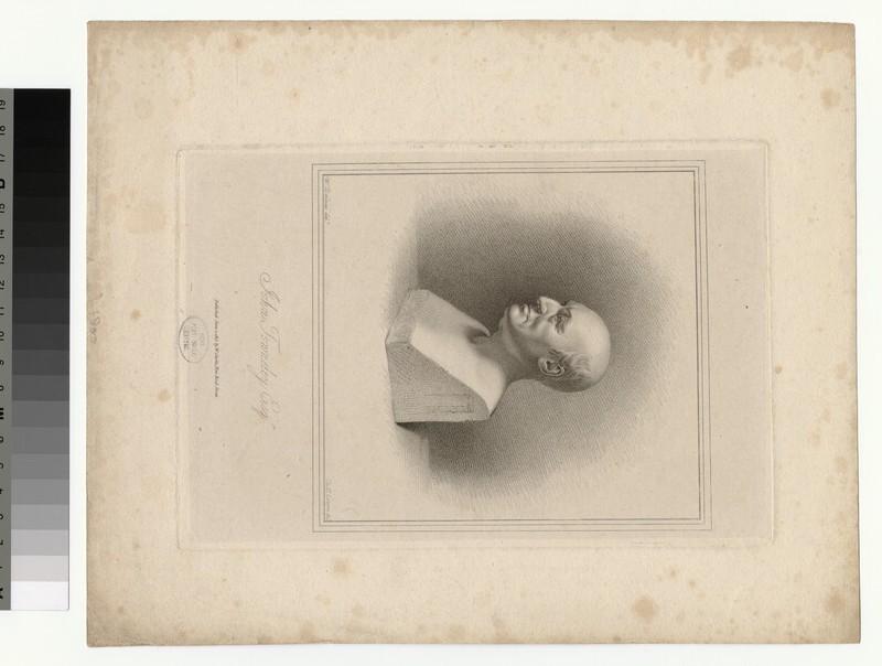 Portrait of J. Towneley