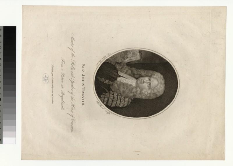 Portrait of J. Trevor