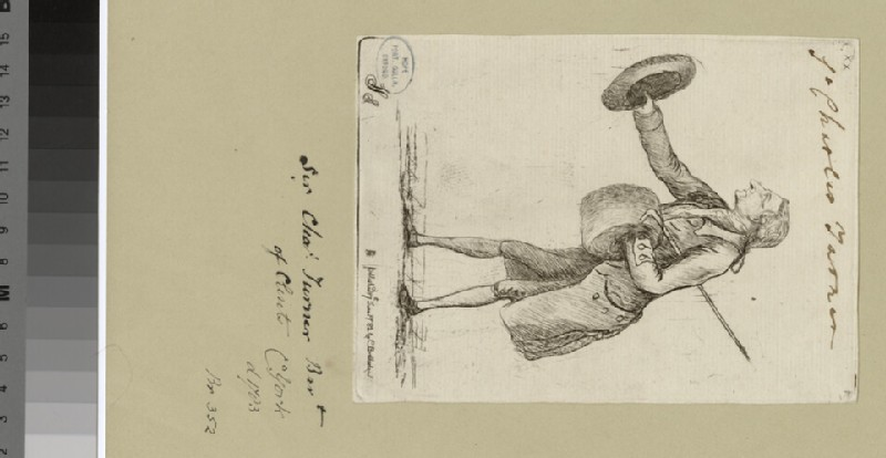Portrait of C. Turner
