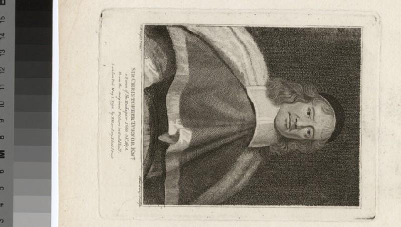 Portrait of C. Turnor