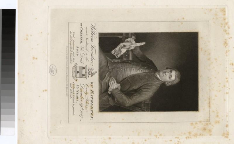 Portrait of W. Twemlow