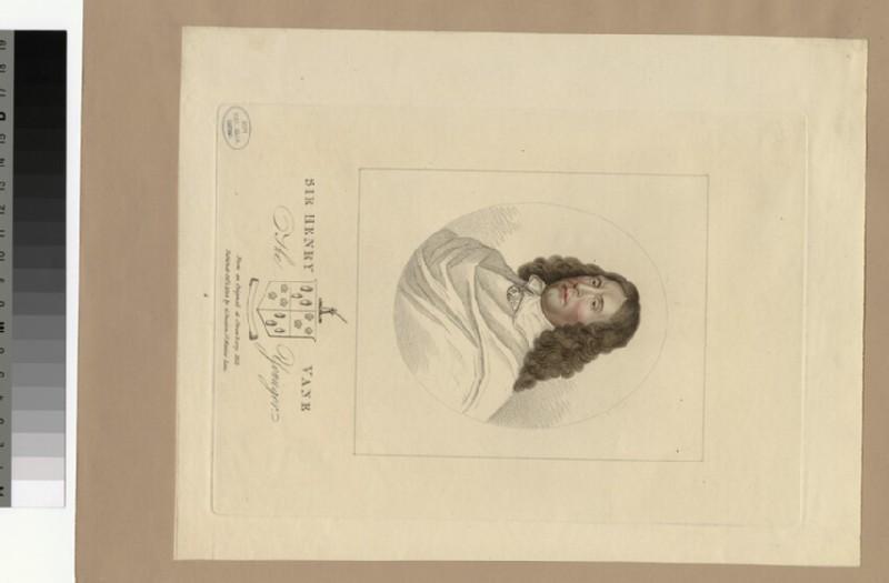Portrait of H. Vane (WAHP28984)