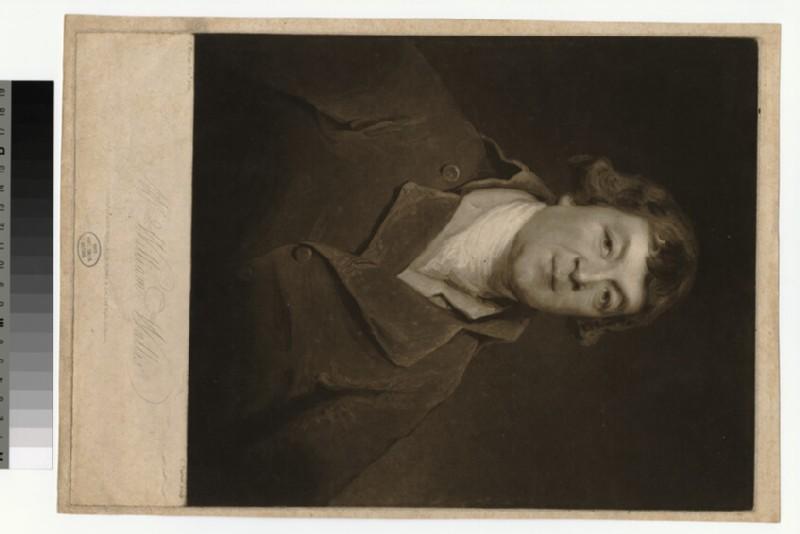 Portrait of W. Wallis