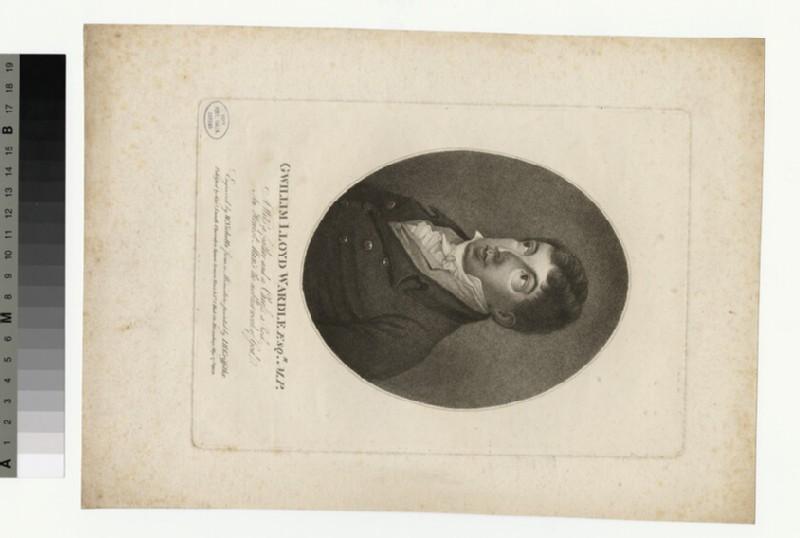 Portrait of G. L. Wardle
