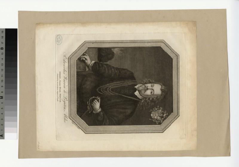 Portrait of E. Warren