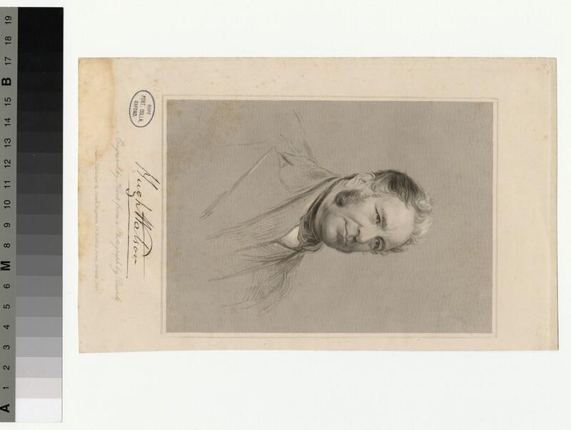 Portrait of H. Watson