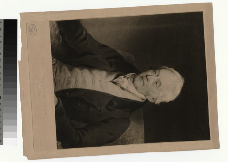 Portrait of J. Westcar