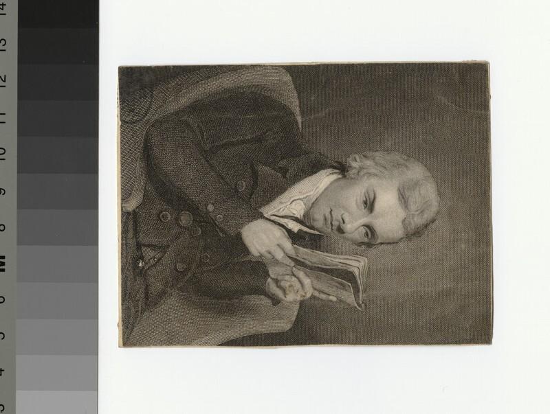 Portrait of W. Wilberforce