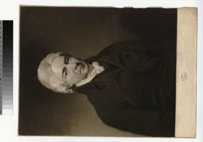 Portrait of William Wilberforce (WAHP29128)