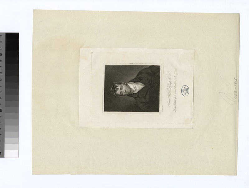 Portrait of S. Whitbread (WAHP29162)
