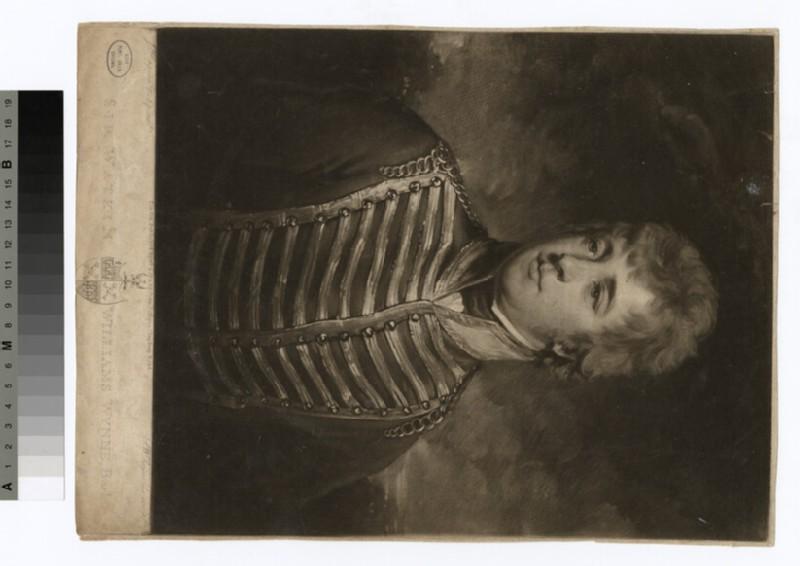 Portrait of Watkins William Wynne