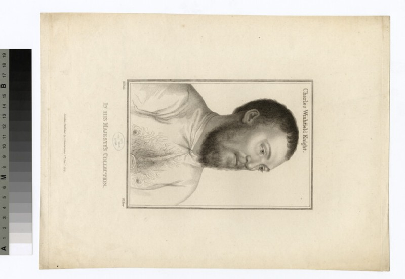 Portrait of Charles Winhfield (WAHP29227)