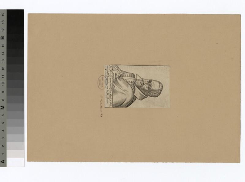 Portrait of H. Rudolff Winwood