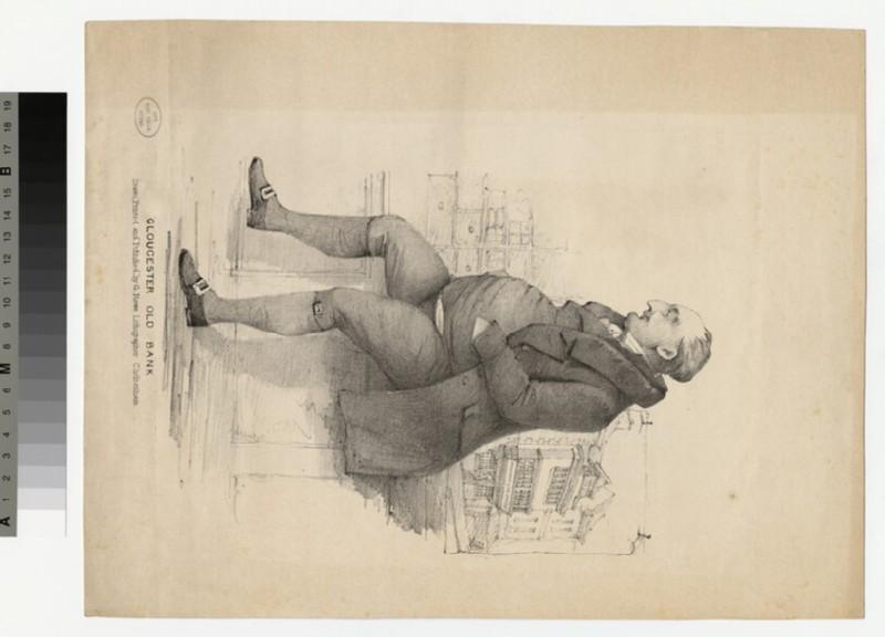 Portrait of J. Wood