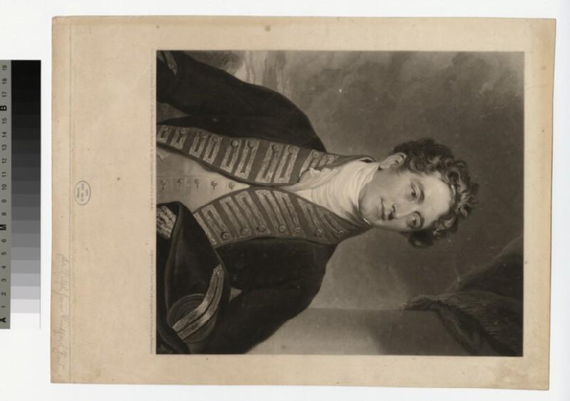 Portrait of R. J. Woodford