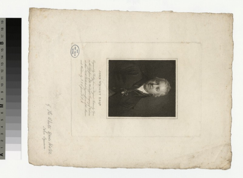 Portrait of J. Wright