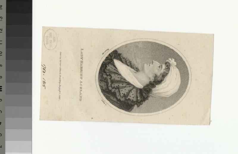 Portrait of H. Ackland