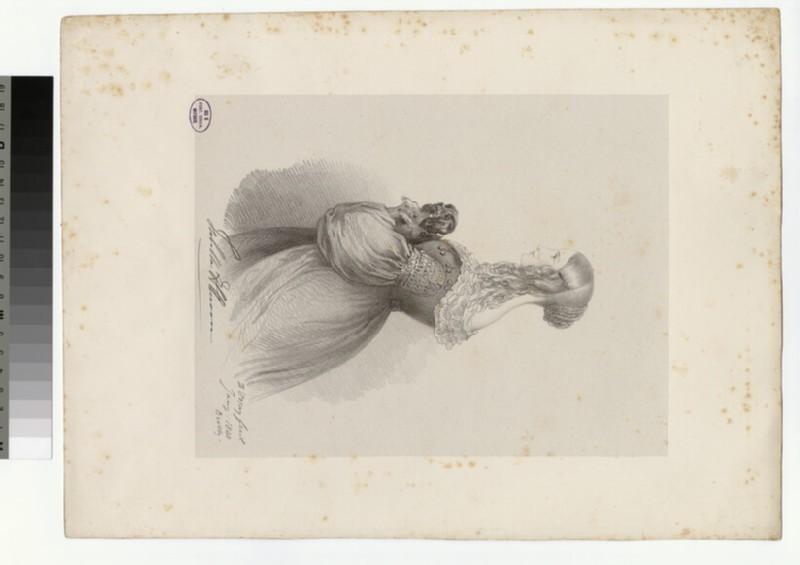 Portrait of I. Anson