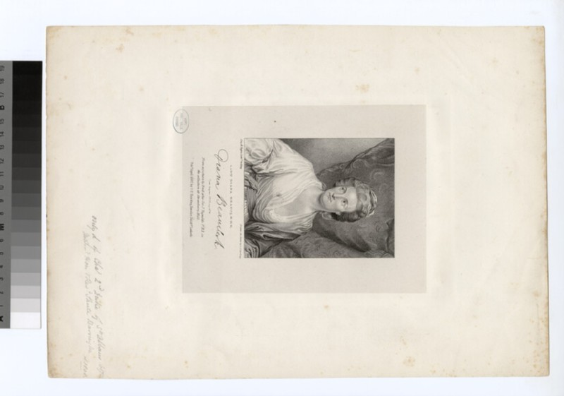 Portrait of Diana Beauclerk