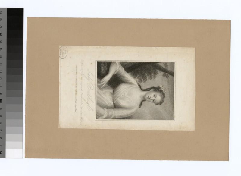 Portrait of Lady Bradshaigh