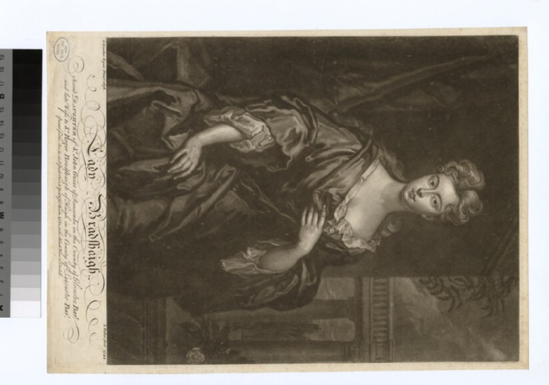 Portrait of Lady Bradshaigh (WAHP29365)
