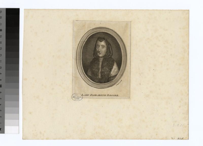 Portrait of Elizabeth Brooke