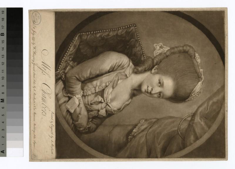 Portrait of Chambers
