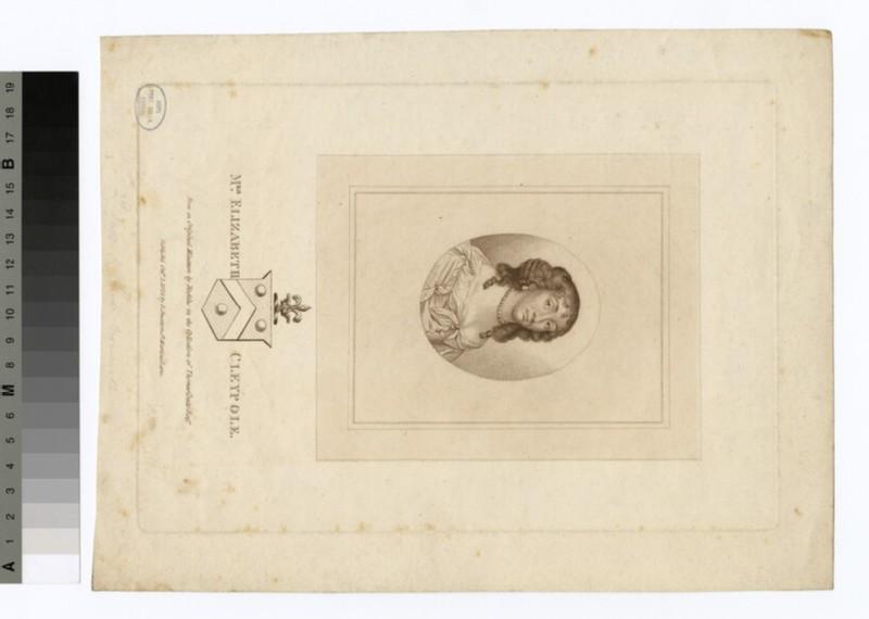 Portrait of E. Cleypole