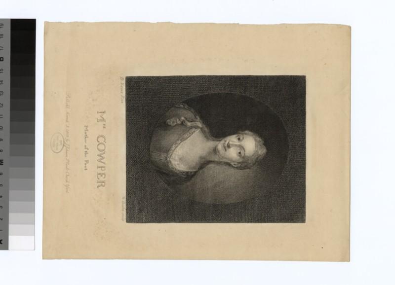 Portrait of Mrs Cowper