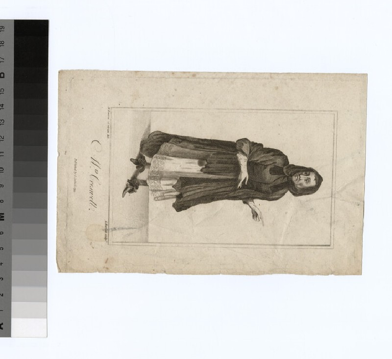 Portrait of Mrs Creswell (WAHP29465)