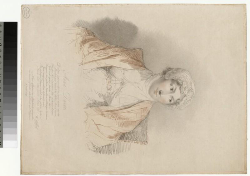 Portrait of Anna Davies (WAHP29485)