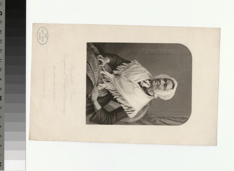 Portrait of E. Davis (WAHP29486)