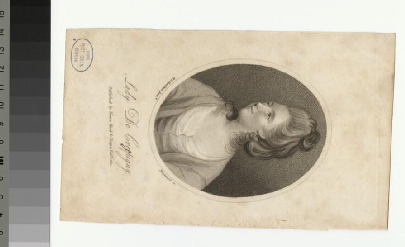 Portrait of Lady De Crespigny (WAHP29489)
