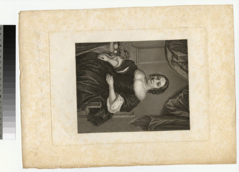 Portrait of Mrs Desborough (WAHP29500)