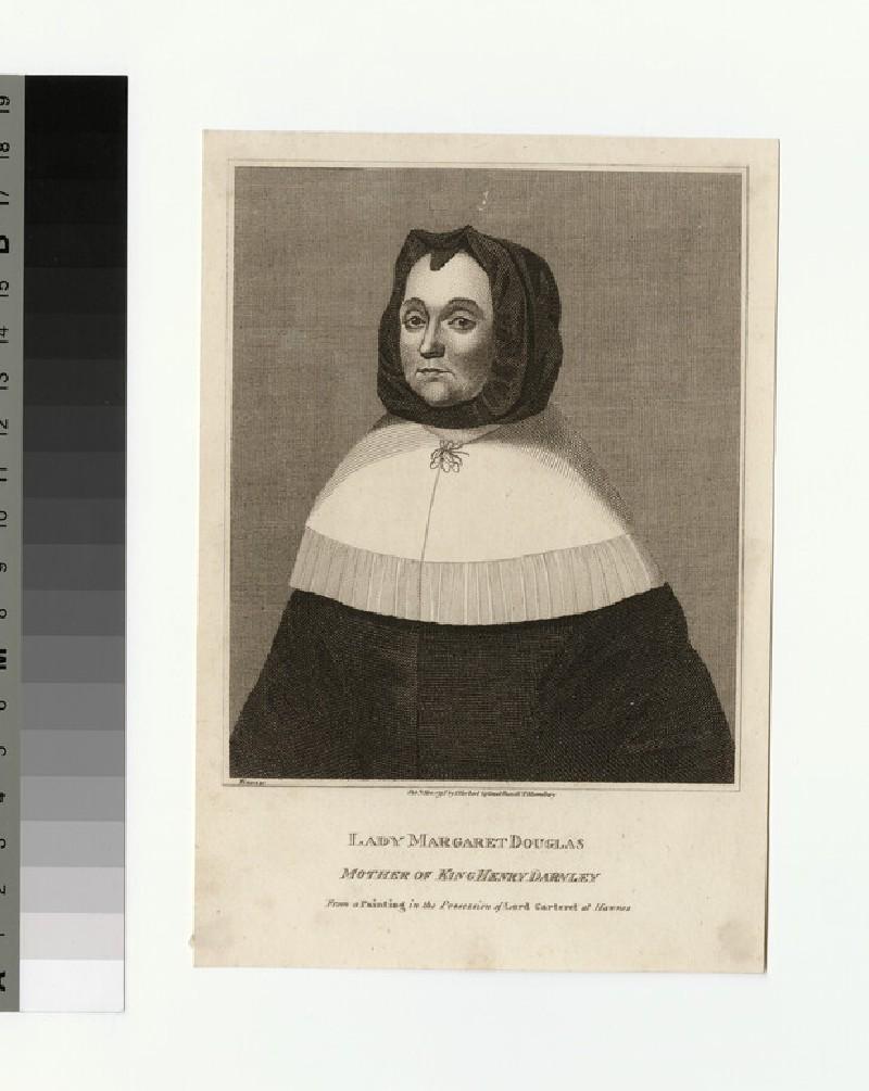 Portrait of Lady M. Douglas (WAHP29518)
