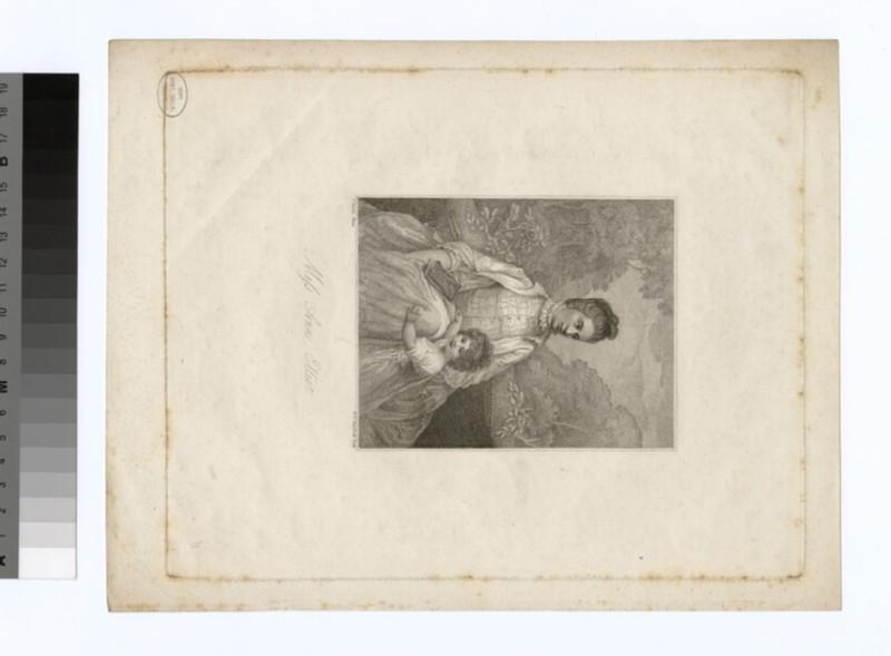 Portrait of Anne Elliot (WAHP29533)