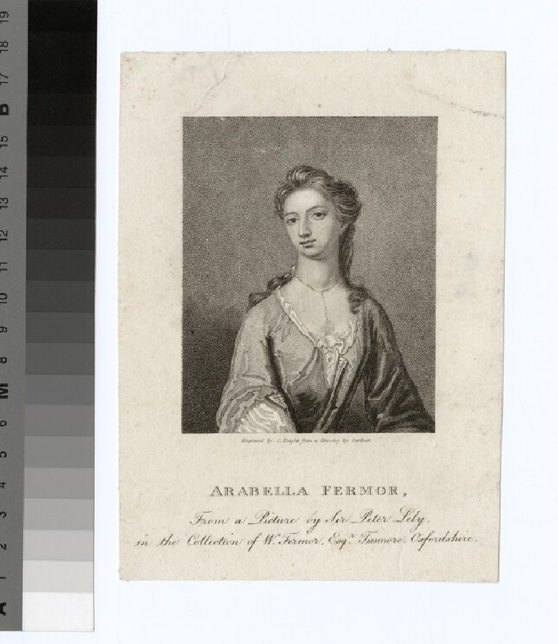 Portrait of A. Fermor (WAHP29551)