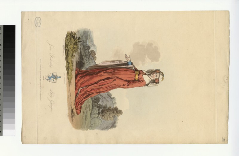 Portrait of Jean Pickering, Lady Gascoyne