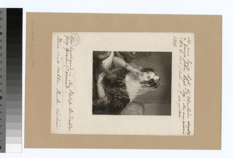 Portrait of Lady Grey Egerton (WAHP29617)