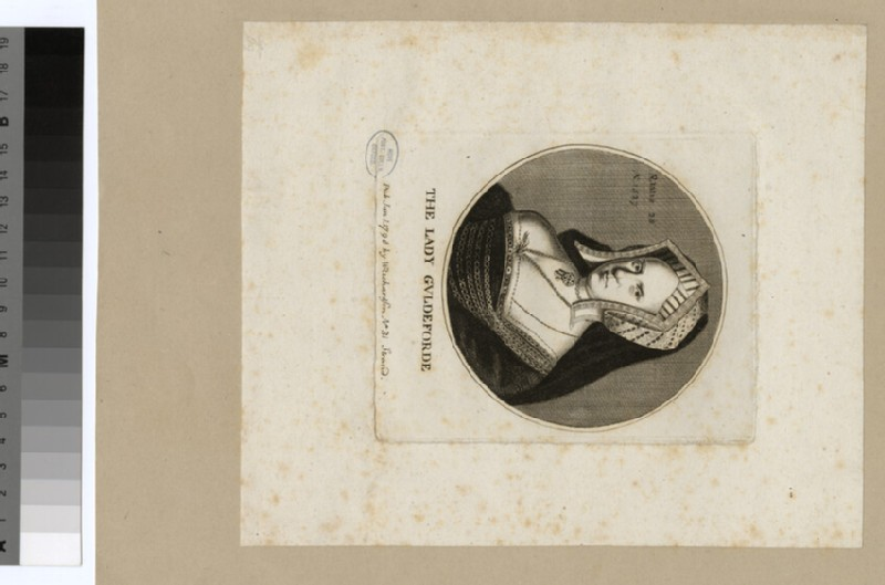 Portrait of Lady Guildford